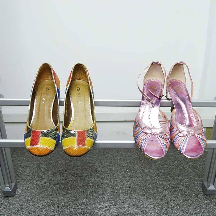 Shoe Rack Fixator Product Venace