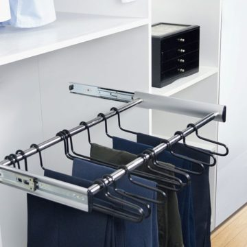 trouser rack
