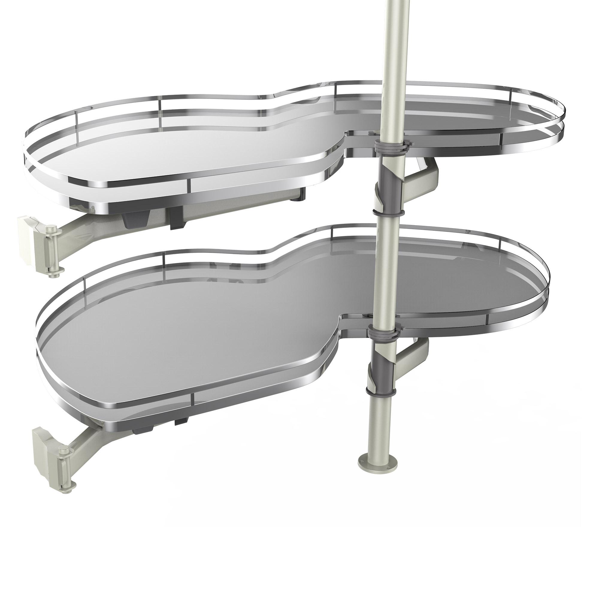 Kitchen Strengthened Revolving Basket 22.20.90100 - Venace.com