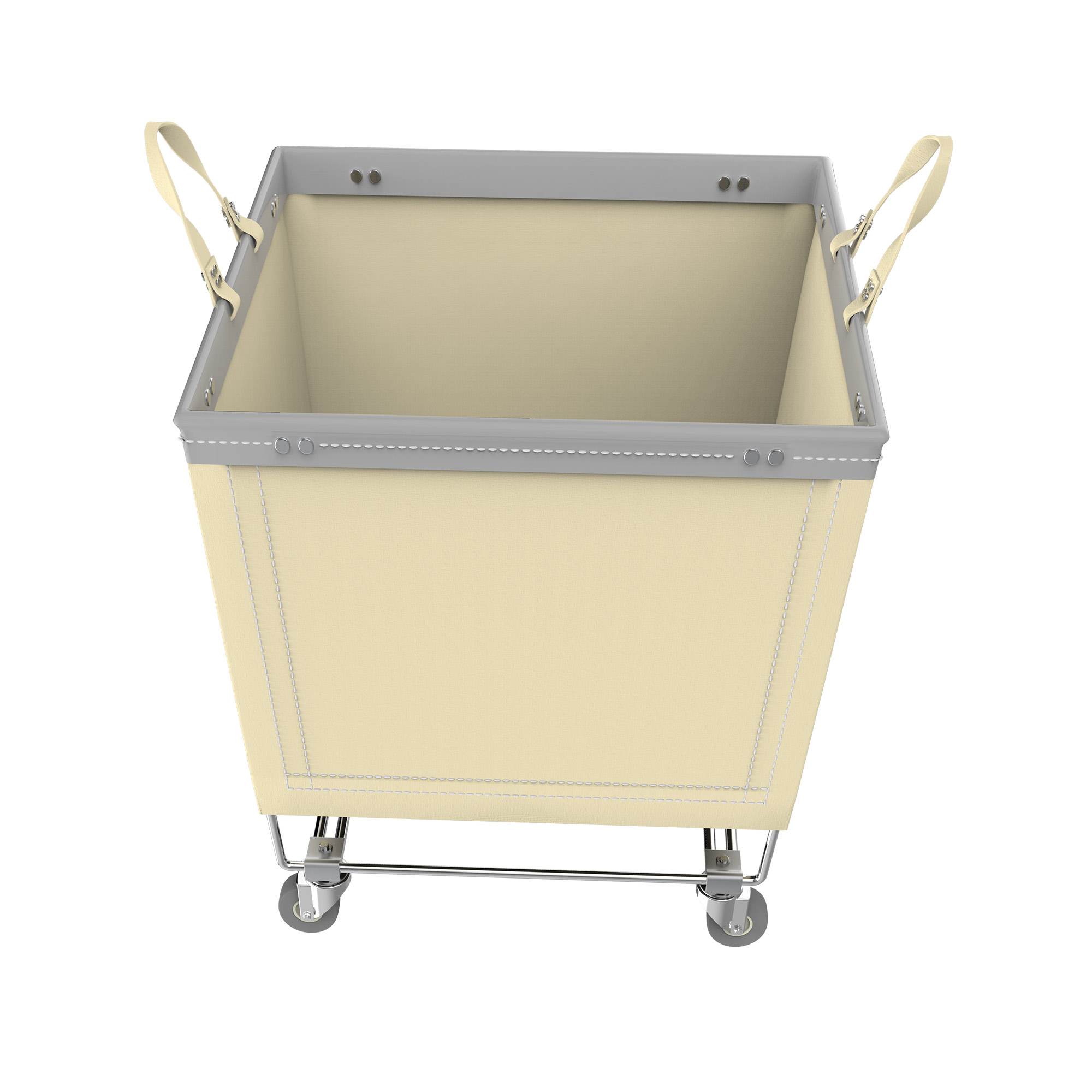 Clothes Basket Amp Hamper Canvas Cart Amp Storage Tote