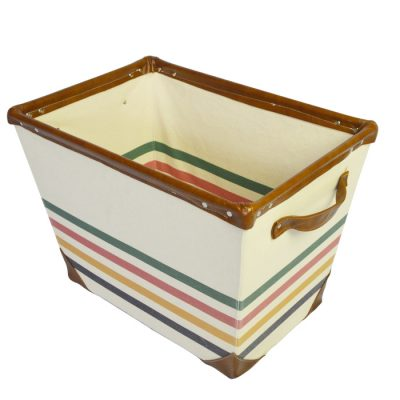 Color-Stripe-Laundry-Basket