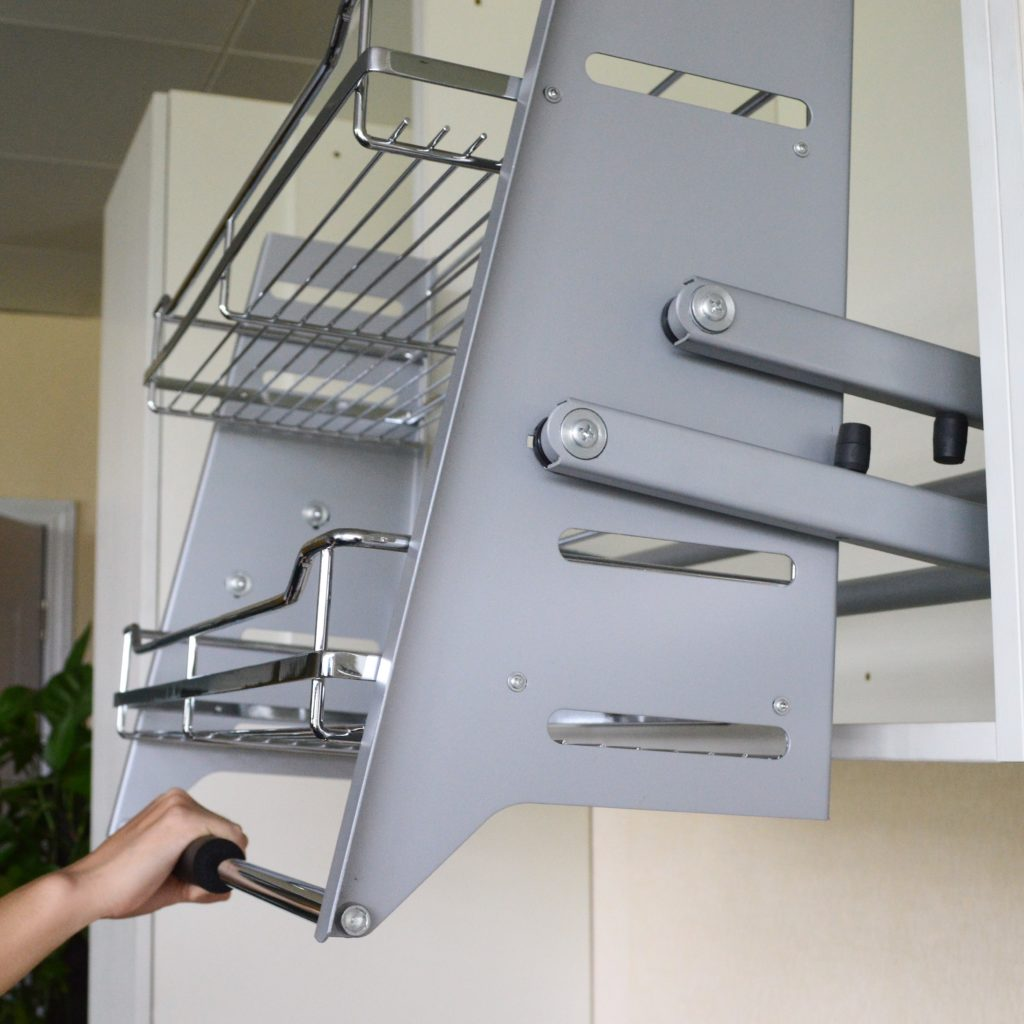 Kitchen Lifter,Cabinet Lift System,Elevator Basket