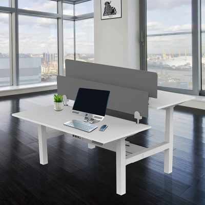 3 Stage Face to Face Height Adjustable Table 1