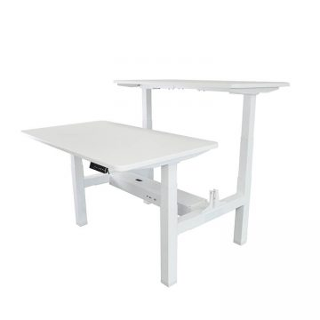 3 Stage Face to Face Height Adjustable Table 6