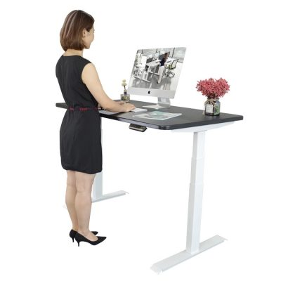 German motor height adjustable desk