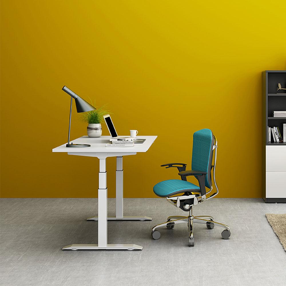 adjustable standing desk legs