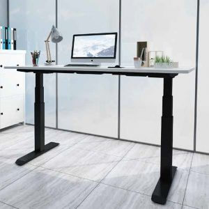 3 Stage Dual-Motor Stage Standing Desk 6