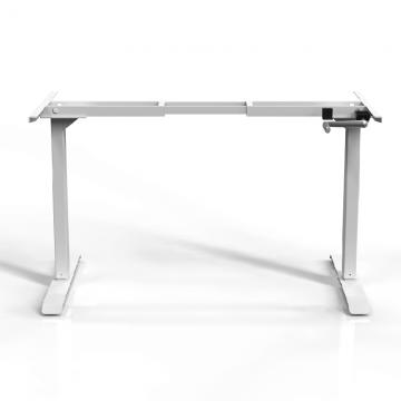 Hand Crank Manual Sit to Stand Desk 2