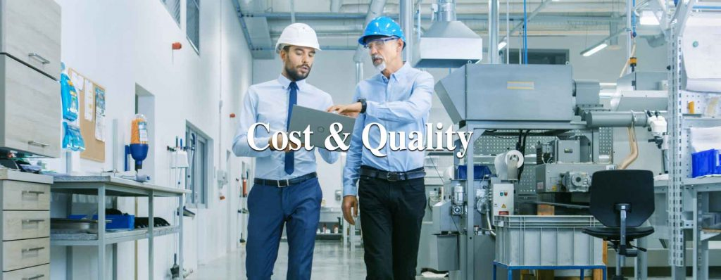 Cost Quality
