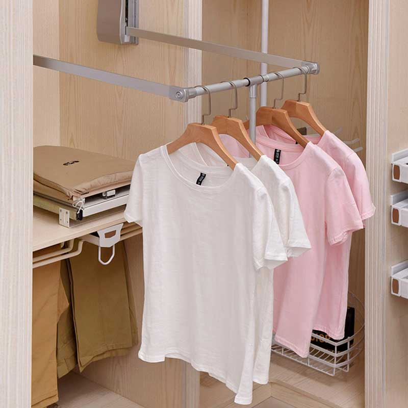 Adjustable Wardrobe Lift Rail