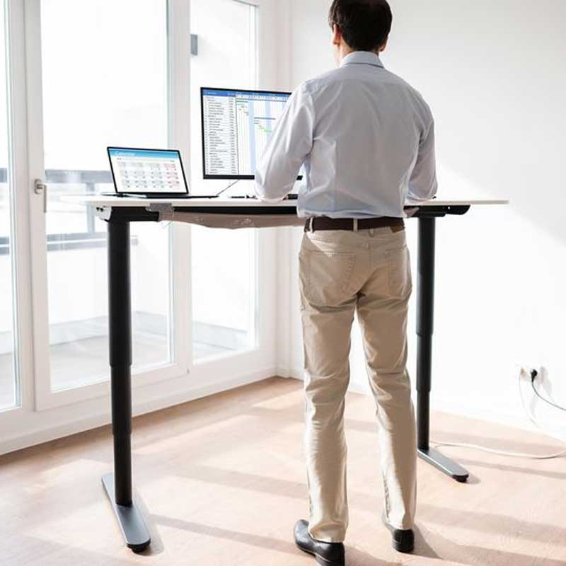 Best Standing Desk For Tall Person, Best Standing Desk For Tall Person