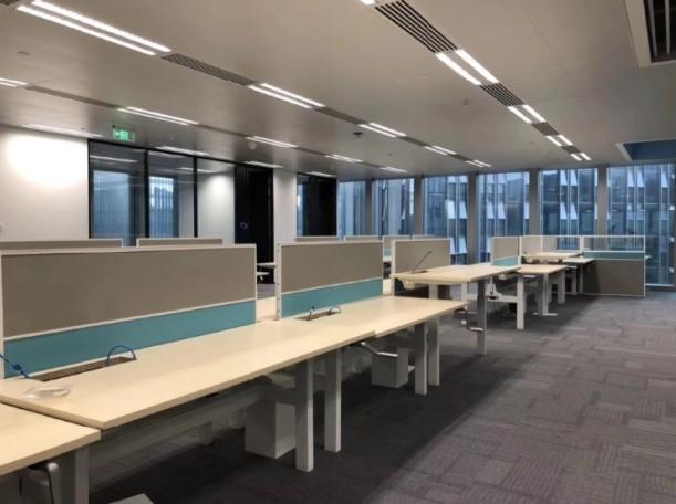 height adjustable standing desk australia - 2