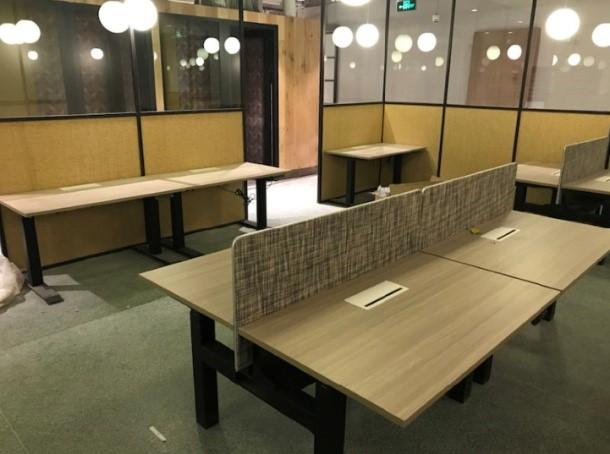 height adjustable standing desk australia - 4