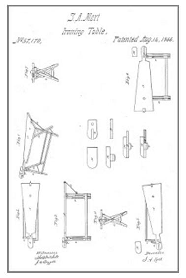 S A Mort Patent