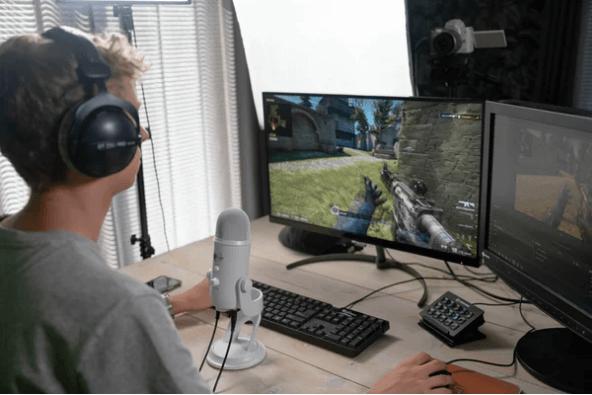 posture gaming