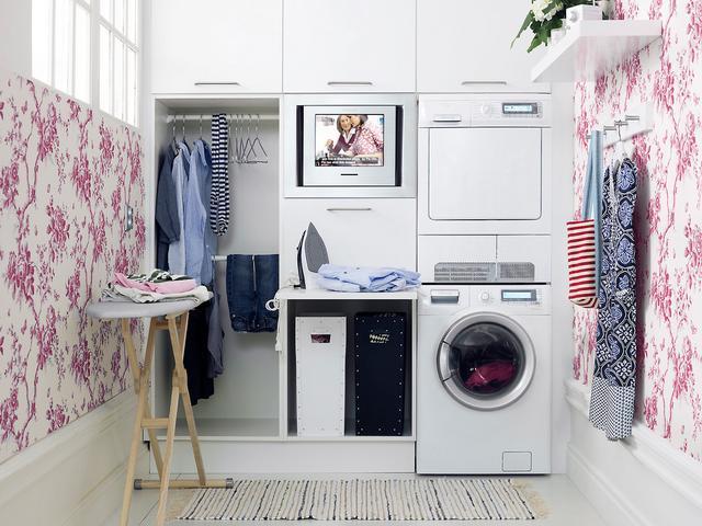 laundry room checklist