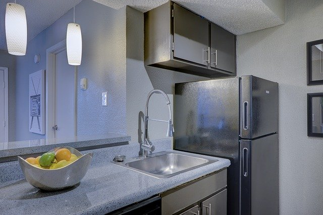 why is stainless steel used in kitchens