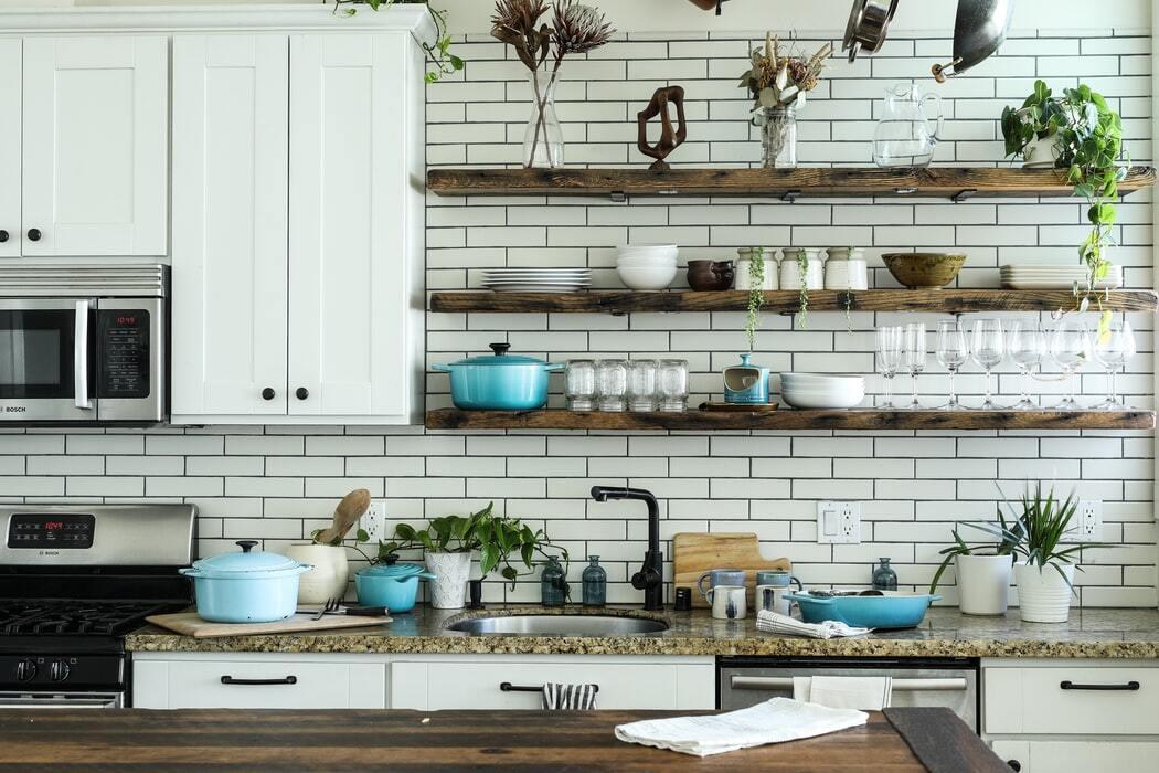 kitchen wall panel