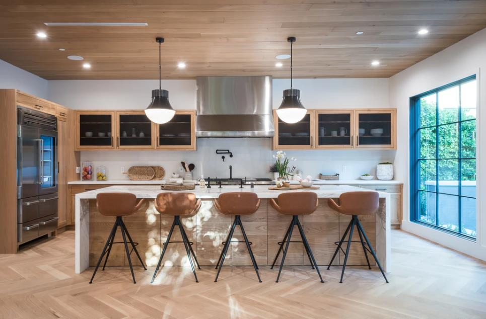 anatomy of kitchen cabinets