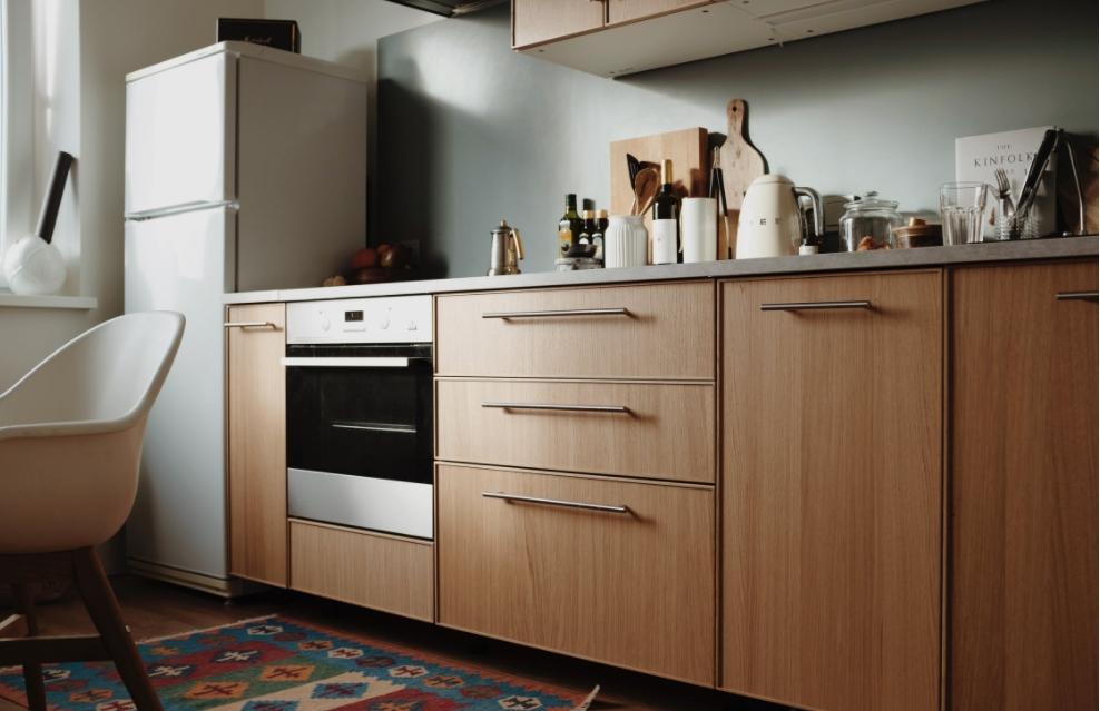 modern kitchen handles