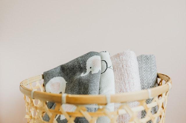 modern laundry hamper