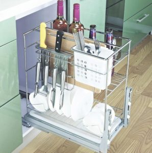 Kitchen Pull-Out Baskets