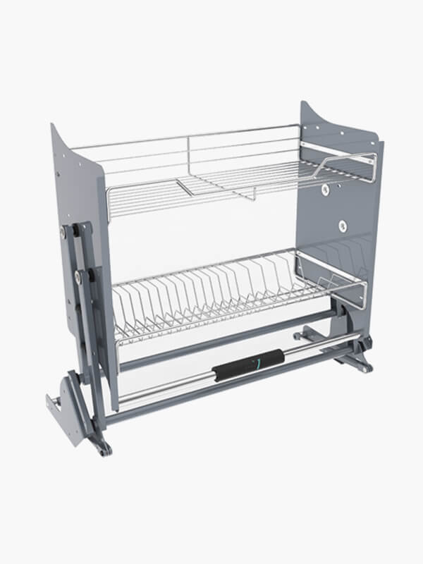 Multi-Functional Pull Down Shelf