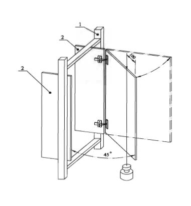 Vertical Static Load Test: