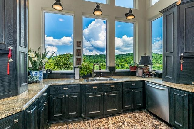 full overlay cabinets