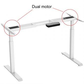 Dual Motor Standing desks